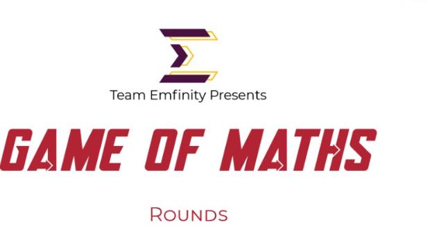 Game Of Maths